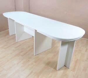 Esstisch Oval Weiß Ausziehbar : kulissentisch oval wei auszugtisch esstisch ~ Watch28wear.com Haus und Dekorationen