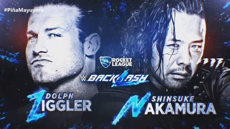 Check spelling or type a new query. WWE Backlash 2017 Match Card Full - YouTube