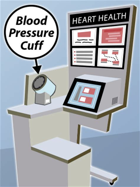 Blood Pressure Monitoring Kiosks Aren't for Everyone