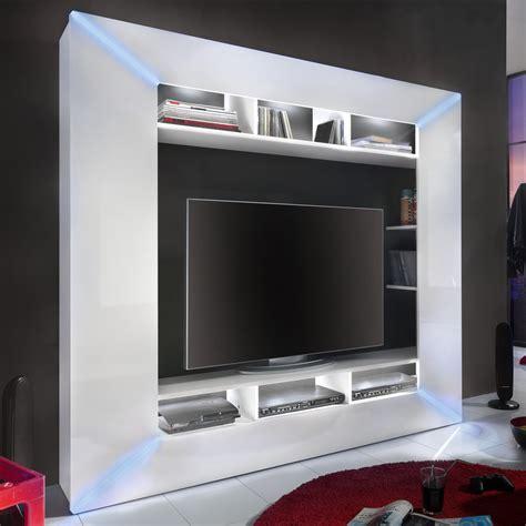 Tv Wand Hochglanz by Tv Wand Wei 223 Hochglanz Bestseller Shop F 252 R M 246 Bel Und