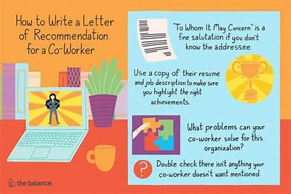 Letter Recommendation Write Worker Should Whom Concern