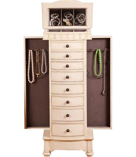jewelry chest armoire  jewelry armoires