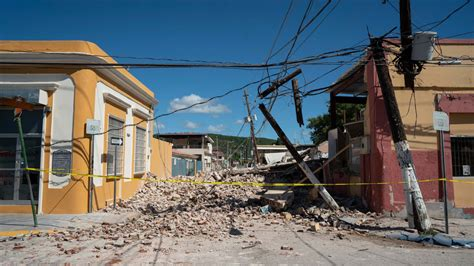 A digging machine got too close to a fallen power line, causing an outage for nearly all of. Puerto Rico power outage: How have microgrids performed?