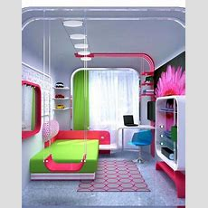 30 Ideas For Your Kid's Dream Bedroom  Bored Art