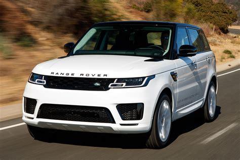 Land Rover Car : 2019 Land Rover Range Rover Sport Hybrid Review, Trims