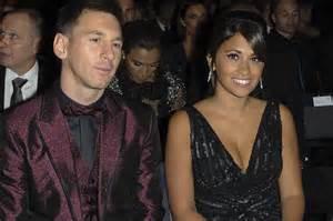 Lionel Messi Girlfriend Antonella Roccuzzo