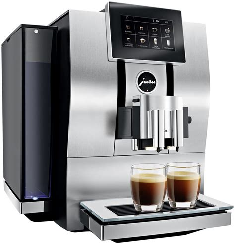 Buy top selling products like jura® a1 fully automatic coffee machine and jura® ena 8 fully automatic coffee machine. Jura Z8 New Automatic Coffee Machine   Cafe Corporate