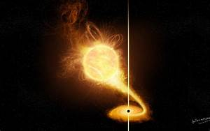 Space Black Hole Desktop - Pics about space