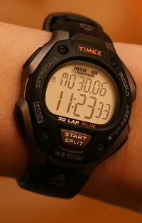 timex ironman wikipedie