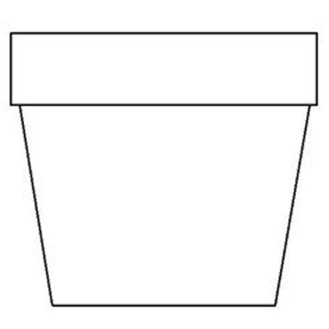flower pot template s day on day gifts s day and flower pots