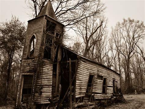 eternal devotion  abandoned churches  cemeteries