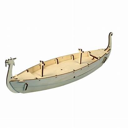 Viking Ship Kit Space Complete