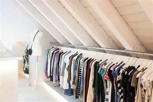 Kinderbett Unter Dachschräge : ankleidezimmer selber bauen inspirierende ideen und bilder ~ Michelbontemps.com Haus und Dekorationen