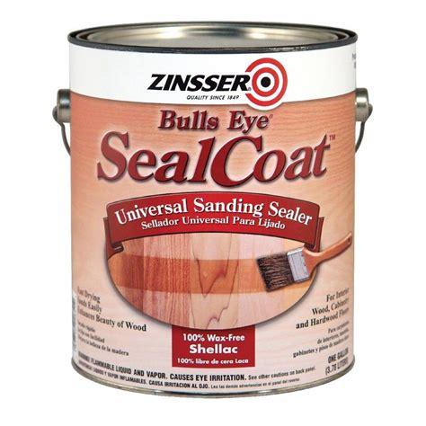 Zinsser 1 Gal Sealcoat Clear Matte Sanding Interior