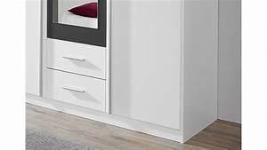 Kleiderschrank Grau Weiß : kleiderschrank krefeld wei und grau mit spiegel 136 cm ~ Markanthonyermac.com Haus und Dekorationen
