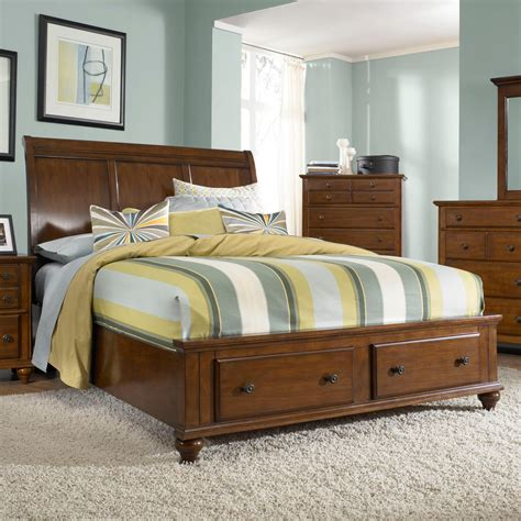 Broyhill Bedroom Furniture Sleigh Bed Designs