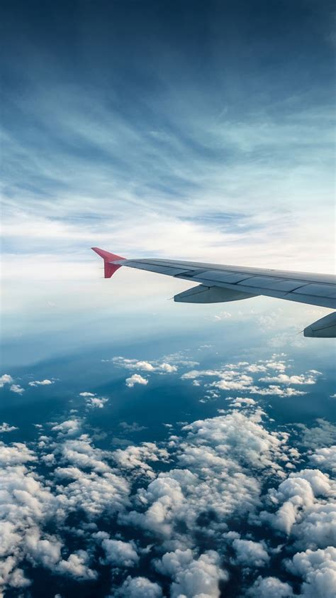 Flying Airplane Iphone Wallpaper Media File
