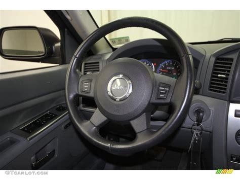 jeep xj steering wheel 2007 jeep grand cherokee srt8 4x4 steering wheel photos