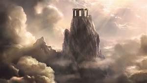 Mount Olympus God of War Ascension #4152941, 1920x1080 ...