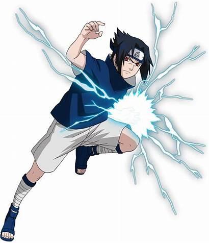 Sasuke Naruto Uchiha Chidori Uchiwa