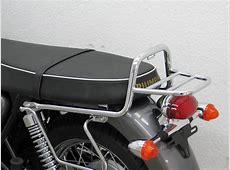Triumph Bonneville Rear Grab Rail Luggage Rack
