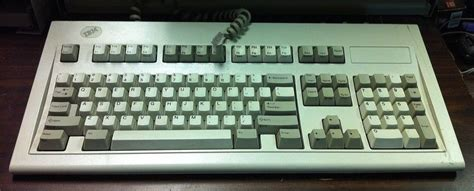 Ibm 1395665 Mechanical Model M Clicky Keyboard Tested
