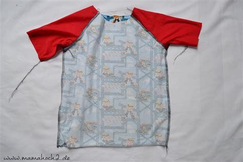 shirt naehen summer rockers kids freebook