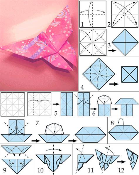 kleine kuchen schmetterling origami als dekoration freshouse