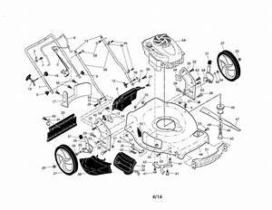 Craftsman Mower Parts