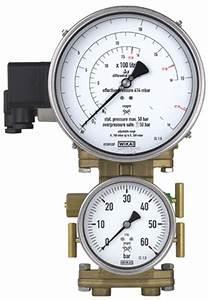 Medición de presión y nivel en depósitos de gases licuados Química