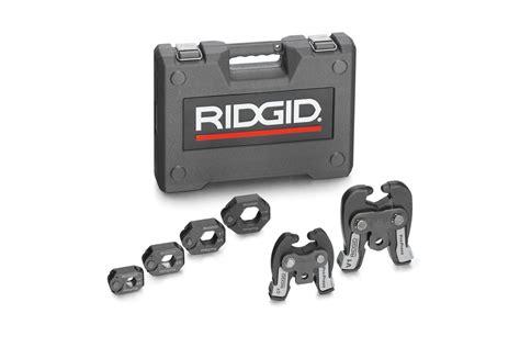 27423 plumbing wrench for tight spaces 223105 ridgid 27423 v1 press ring kit standard 12 34 1 1 14 rings
