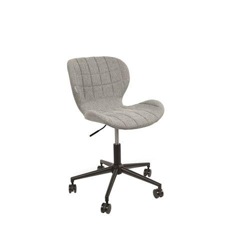 chaise de bureau confortable zuiver quot omg quot