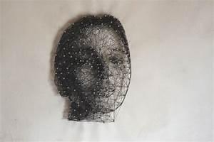 Bild Mit Nägeln Und Faden : bild nagel faden nagelundfaden portrait von michael kunle bei kunstnet ~ Frokenaadalensverden.com Haus und Dekorationen