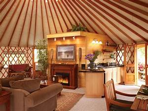 Glamping with Pacific Yurts Business Wire