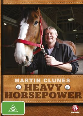 Martin Horsepower by Martin Clunes Heavy Horsepower By Madman Shop For