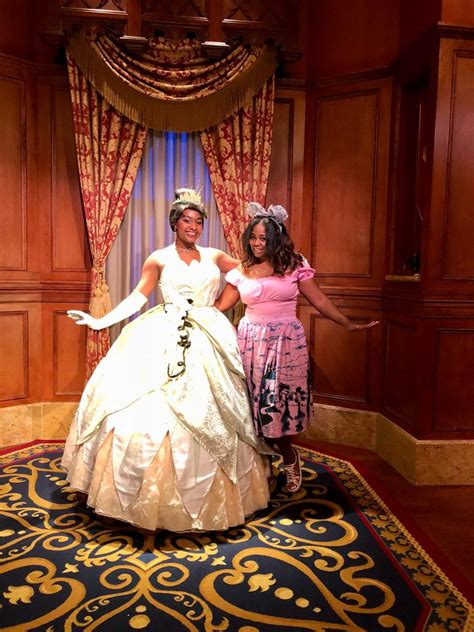 meeting lots disney princesses characters disneys magic