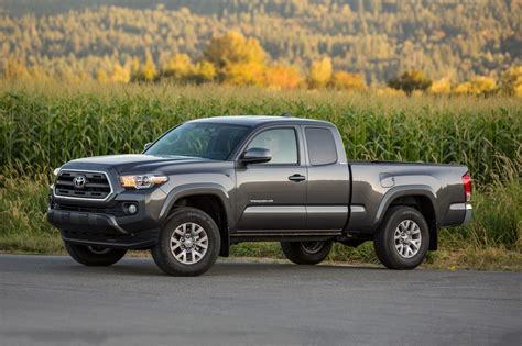 2018 Toyota Tacoma Access Cab Pricing  For Sale Edmunds