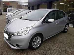 Peugeot 208 1 4 Hdi Occasion : peugeot 208 1 4 hdi 68 active occasion diesel saint vallier 26 gris annonce n 14059387 ~ Gottalentnigeria.com Avis de Voitures