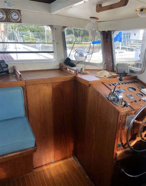 683 likes · 3 talking about this · 4 were here. 1977 Used Fisher 37 Pilothouse Motorsailer Sailboat For ...