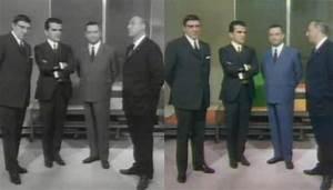 Tele Couleur France : il y a 50 ans naissait la t l vision en couleurs le 1er octobre 1967 ~ Melissatoandfro.com Idées de Décoration