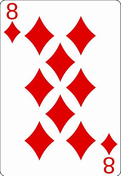 Diamonds Svg Cards Playing Card Commons Pixels