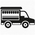 Icon Truck Mobile Transport Vehicle Editor Open
