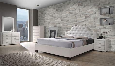 tres chambre coucher leeroc pavés briques et pierres décoratives