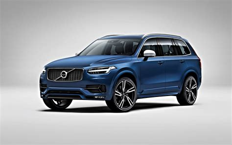 Volvo Backgrounds by Volvo Xc90 2016 Hd Wallpapers Free