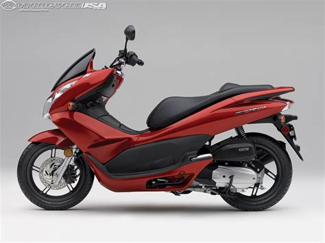 Honda Pcx Image by 2013 Honda Pcx150 Ride Photos Motorcycle Usa