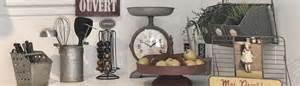 accessoires d 233 co cuisine objets style r 233 tro et cagne chic