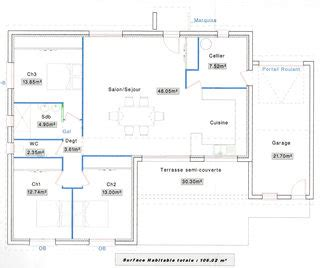 cuisine d exposition besoin d 39 avis pour plan de maison plain pied de 100m2 en région toulousaine 19 messages