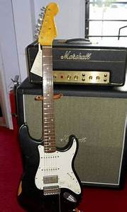 Yngwie Malmsteen's 1972 Fender Stratocasters, a.k.a. The ...