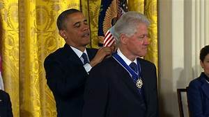 Obama honors 16 people with Presidential Medal of Freedom ...