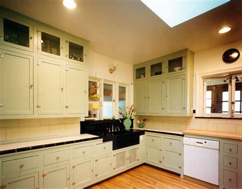 ideas for updating kitchen cabinets 1930s kitchen update nr hiller design inc